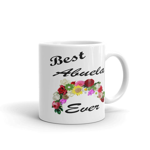 Best Abuela Coffee Mug