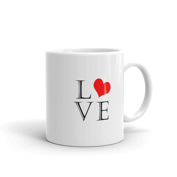 Love Valentine's Day Coffee Mug 11oz and 15oz