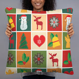 Christmas Basic Pillow