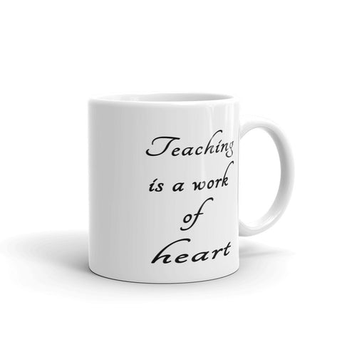 Teacher Coffee Mug, Teacher Appreciation Gift