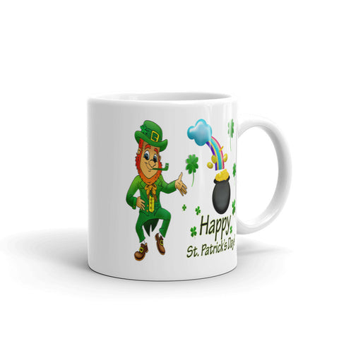 Happy St Patrick's Day Coffee Mug