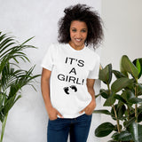 It's A Girl T-Shirt