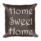 Home Sweet Home Accent Throw Pillow