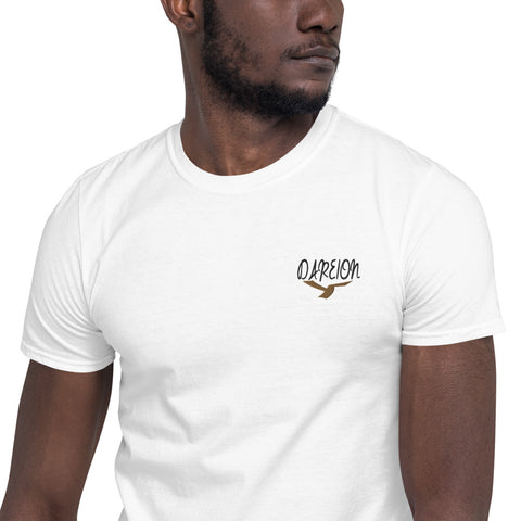 Dareion men white t-shirt