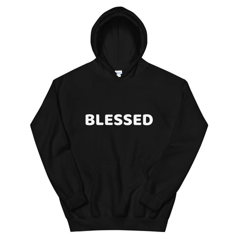 Blessed Hoodie With Pockets