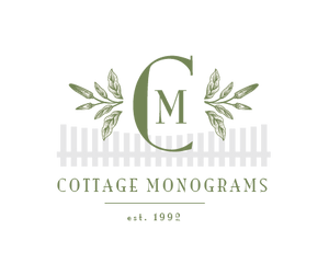 Cottage Monograms