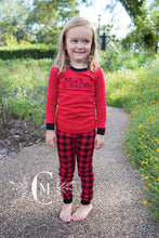 Children's 2 Piece Christmas Jammies