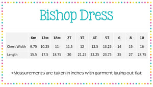 Girl's Spring/Summer Bishop Dress