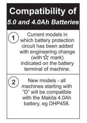 Battery Compatibility