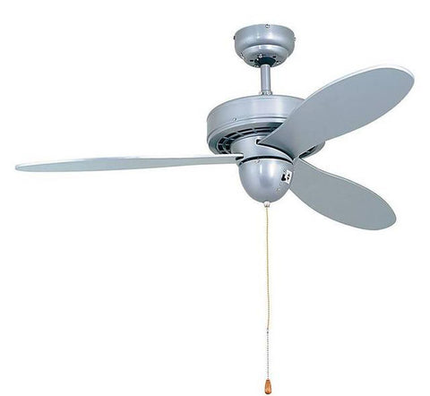EUROLUX Airplane Ceiling Fan With Pull Chain
