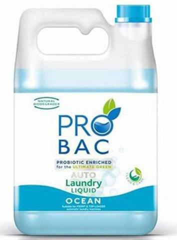 PROBAC Eco-friendly Laundry Liquid 5L Concentrate
