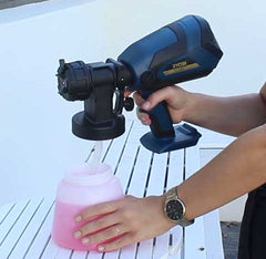 Assemble XSG-18 Cordless Spray Gun