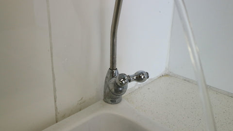 tap in counter reverse osmosis system