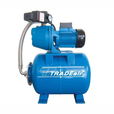 TRADEPOWER MCOP1402 Water Pressure Booster System, 220V