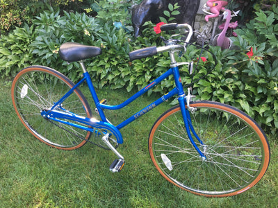 Schwinn Collegiate 3 Speed Road Bike Used 1980S