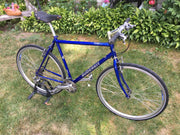 Gudereit C60 Deore Cross Hybrid Bike Used 1990S
