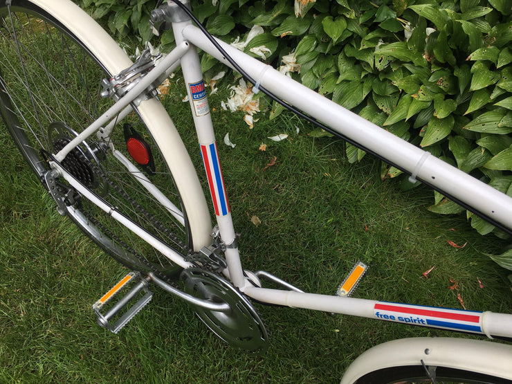 Sears & Roebuck Free Spirit Special Edition Road Bike Used 1970S