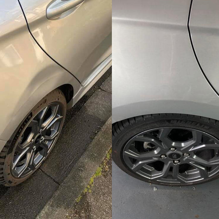 2019 Ford Fiesta - GPR Before & After
