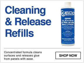 glue pull repair cleaning solution refill