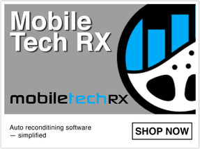 Mobiletech RX - Auto Reconditioning Software, Simplified