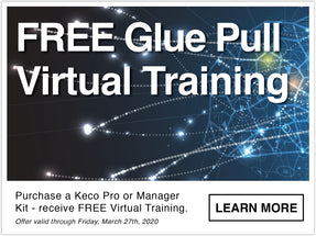 Free virtual GPR training with the purchase of KECO pro or manager kit