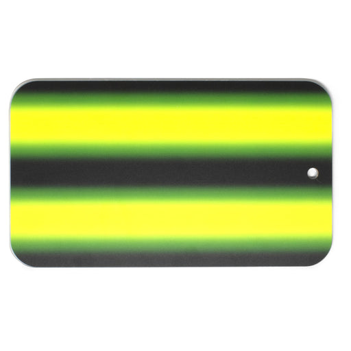 "A1 Tools 12"" 3D Reflector Board - Kestler Monster Green (3D-KMG-12)"