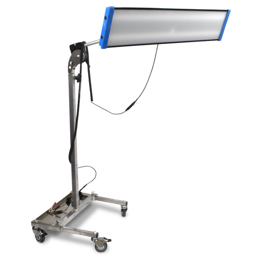 "36"", 12-volt 4 LED - 2 Warm / 2 Cool Shop Light with Stand"