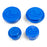 Keco Cold Glue Hail Tab and Silicone Cap Set (4 Tabs)