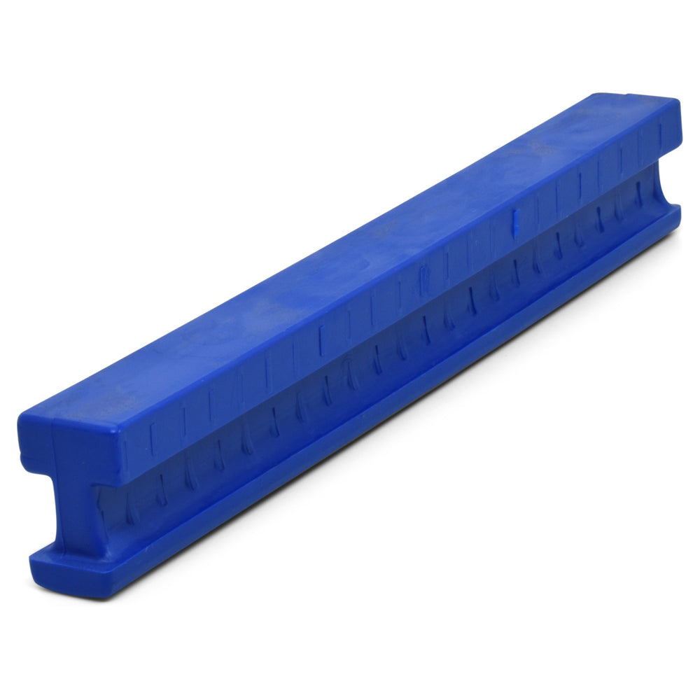 Centipede 12.5 mm Blue Rigid Thick Smooth Crease Glue Tab - 6""