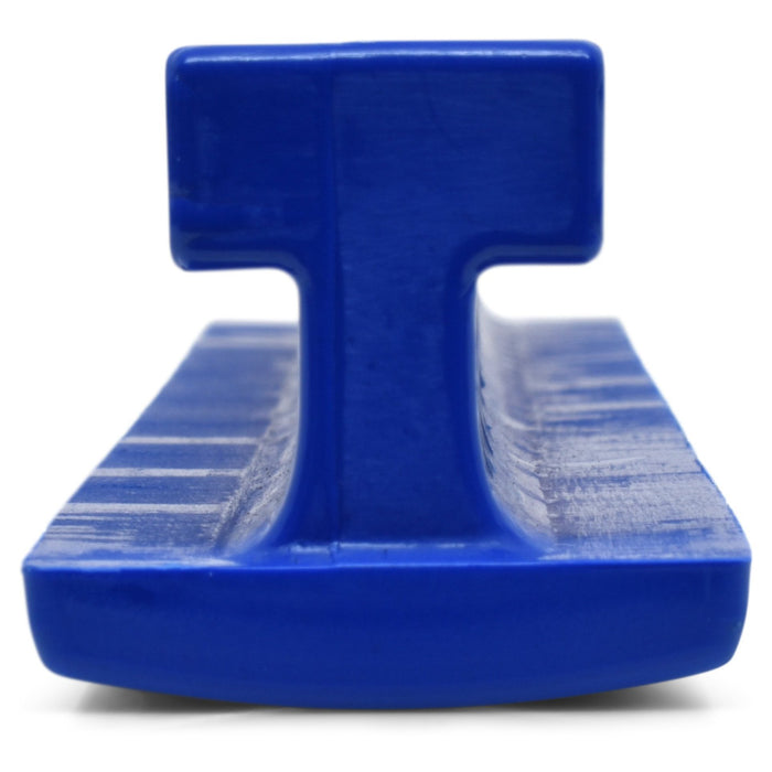 Centipede 25 mm Blue Rigid Thick Smooth Crease Glue Tab