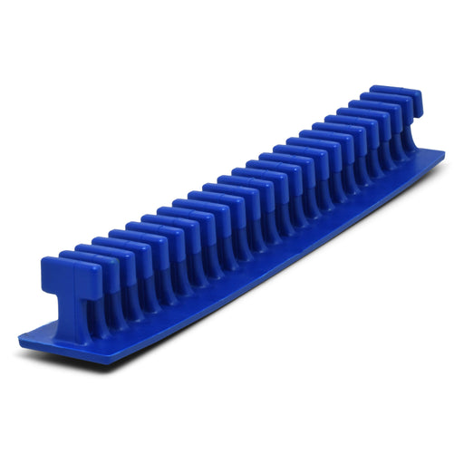 Centipede 25 mm Blue Flexible Thin Smooth Crease Glue Tab