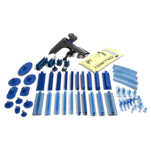Keco Glue Pull Advanced Kit (#2) for Pro Spot, Camauto, CarO-Liner, and Miracle Systems