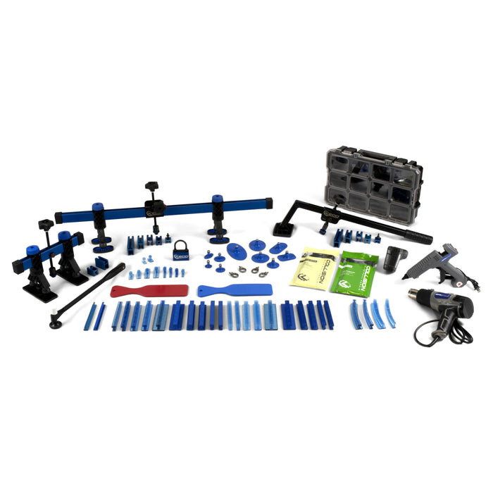 Keco Level 1 Glue Pull Collision Pro Kit with Cart