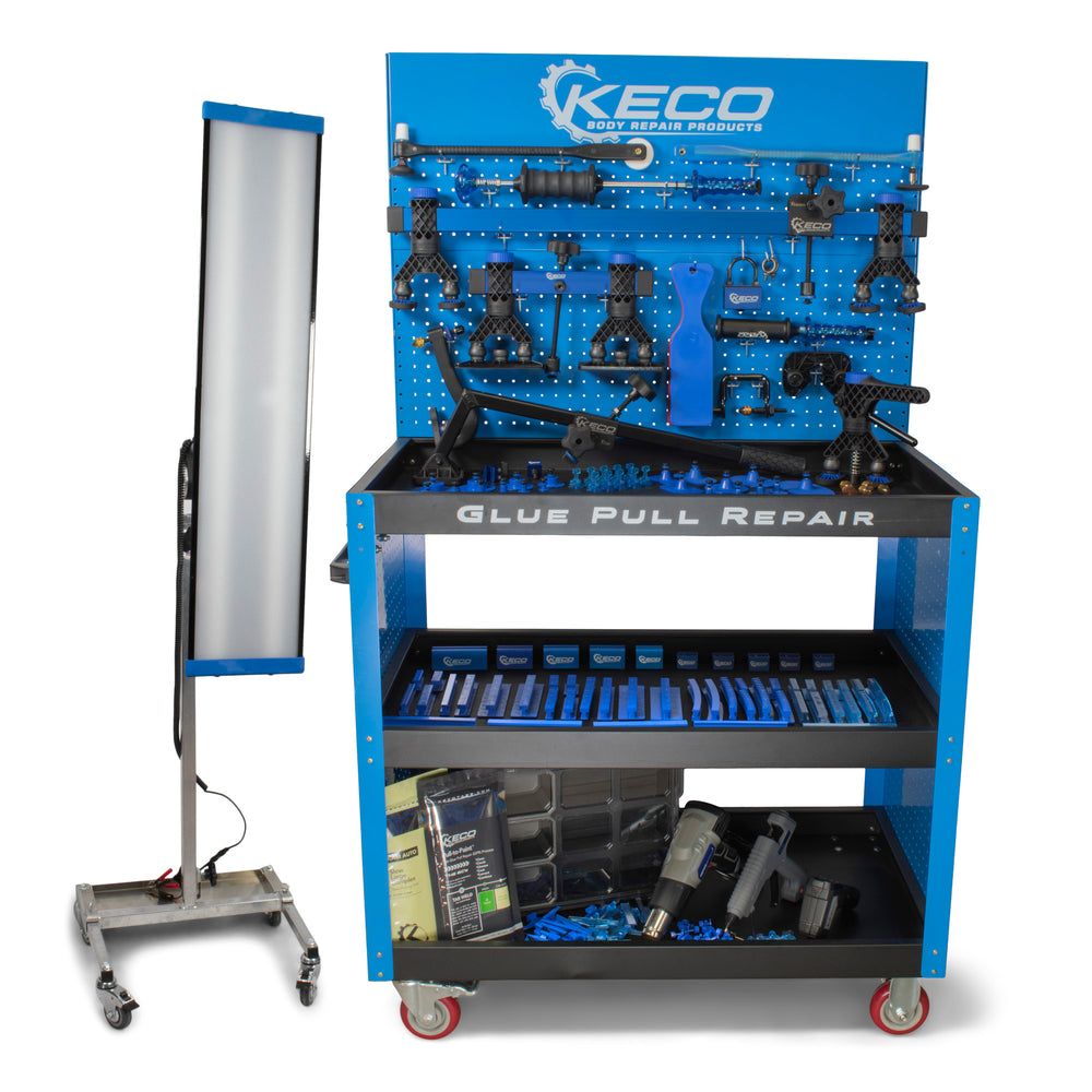 Keco Level 2 Glue Pull Repair System - 110 V