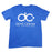 Keco Blue Short Sleeve T-Shirt - XL