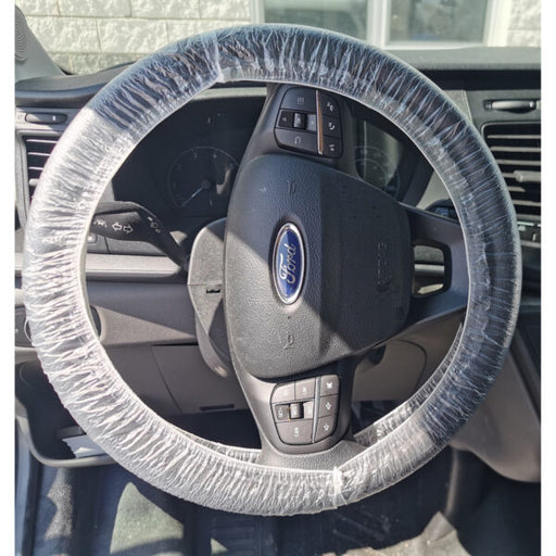 Camauto Steering Wheel Cover (250 Pieces) (MED8802)