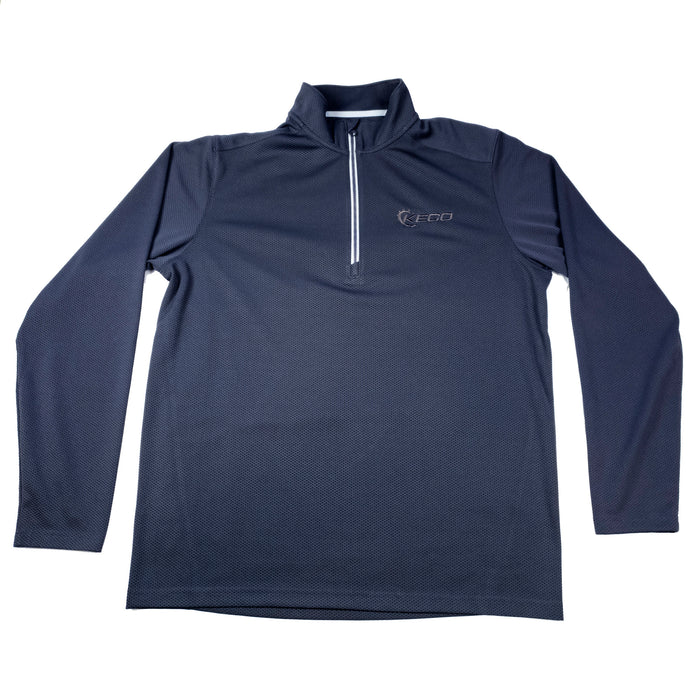 Keco Gray Sport Tek Long Sleeve Shirt Sport Shirt - S