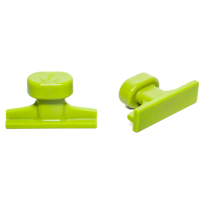 Gang Green 38 mm Smooth Skinny Crease Glue Tab (10 Pack) (GST38MM10)