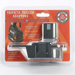 Trifecta Ryobi to Makita Battery Adapter - for Trifecta Cordless Glue Gun (TT-MA)