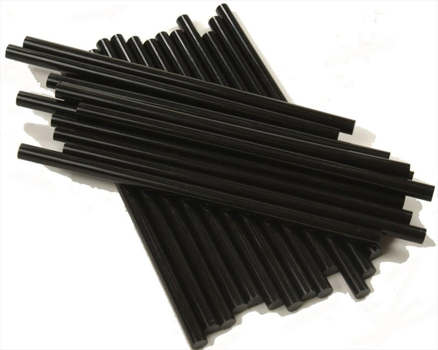 Wurth Black PDR Glue Sticks (24 Sticks) (WBG)