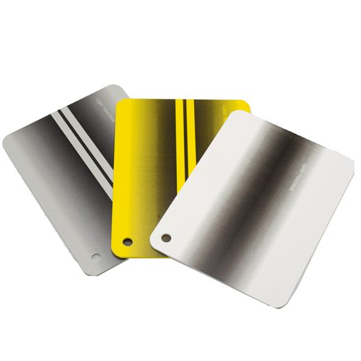 Dentcraft Yellow, White and Gray Small Reflector Boards (3 Pack) (RB3PK)