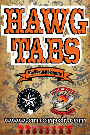 Hawg Glue Hail Tabs - Variety Pack (8 Pieces)