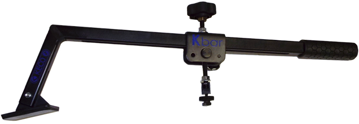 Keco K-Bar Leverage Bar with Adapters