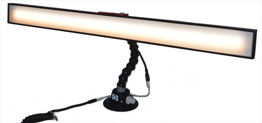 "Slim Shady 36"" 12-volt Portable Light with Loc-line and Suction Cup"