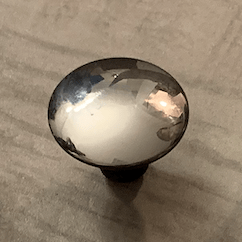 Edgy Tiny Weenie The Polished KNOB Knockdown Blending Tip (ET-205)