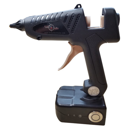 Elim A Dent 20 Volt Cordless Glue Gun - Dewalt Compatible - Battery & Charger Sold Separately (CGUND)