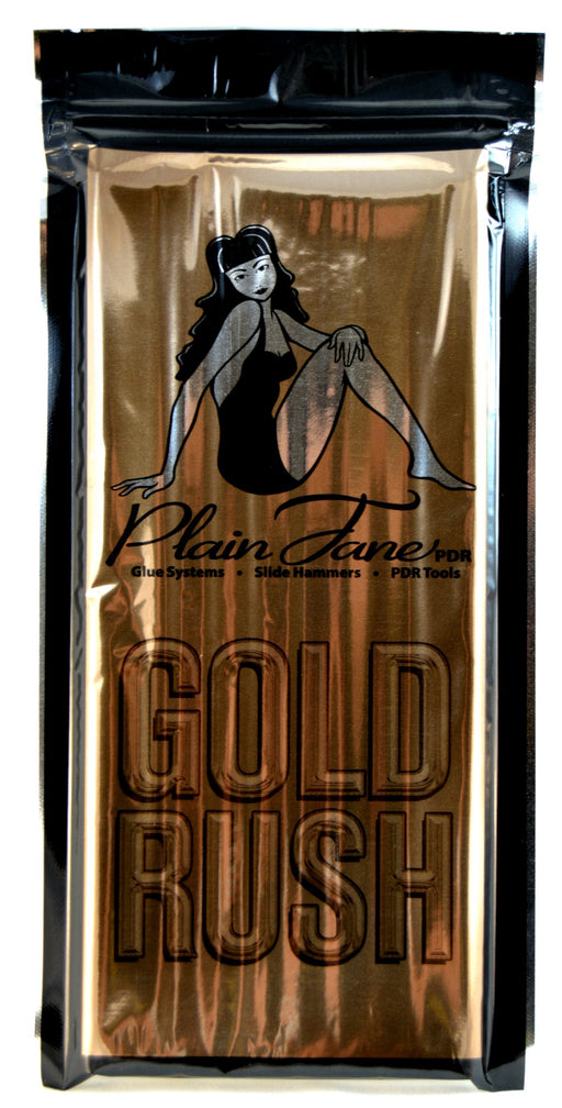 Plain Jane Gold Rush PDR Glue Sticks (10 Sticks) (GRG)