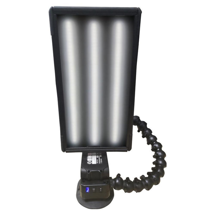 "Elim A Dent Ver-3 20"" 6 Strip, 18v Adjustable Fade Auto Cup Portable PDR Light - Milwaukee Compatible - Battery & Charger Sold Separately (W20AUTO)"