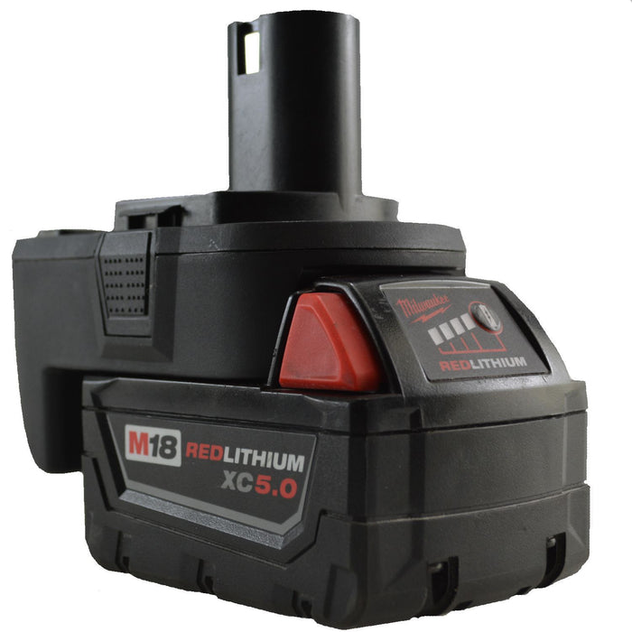 Surebonder Ryobi to Milwaukee Battery Adapter (MIL-18V)
