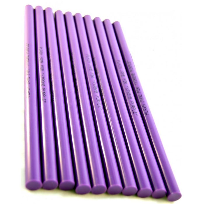 Plain Jane Xtreme Purple PDR Glue Sticks (10 Pack) (XPG)